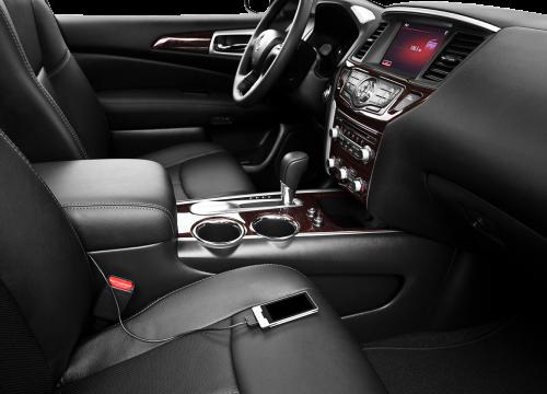 2015 Nissan Pathfinder Interior