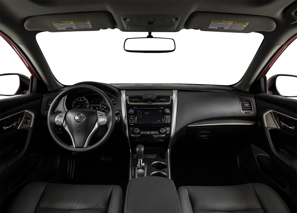 Nissan Altima 2.5S >> 2015 Nissan Altima 2.5 vs. 2015 Nissan Altima 2.5s - Lee ...
