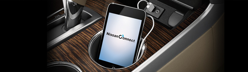 stay connected with nissanconnect lee nissan. Black Bedroom Furniture Sets. Home Design Ideas