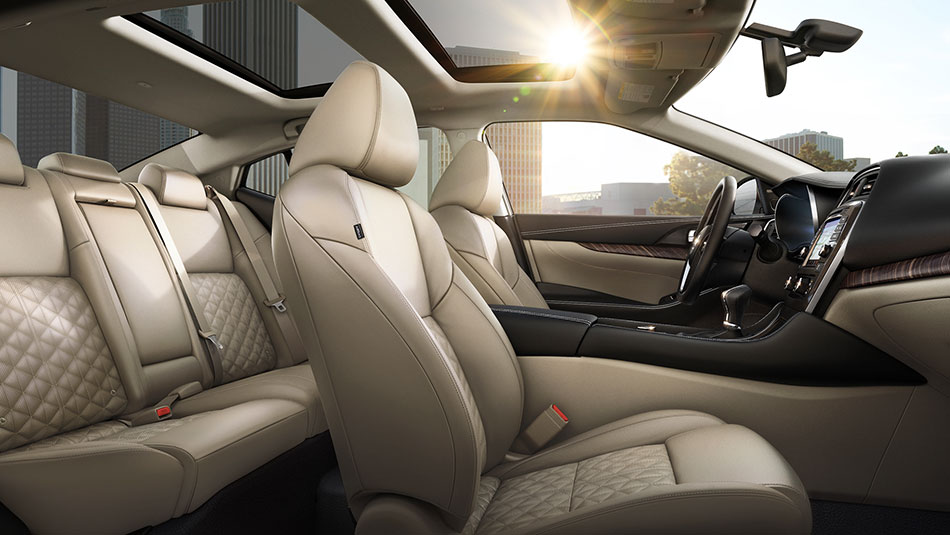 ... 2016 Nissan Maxima Rear View Monitor