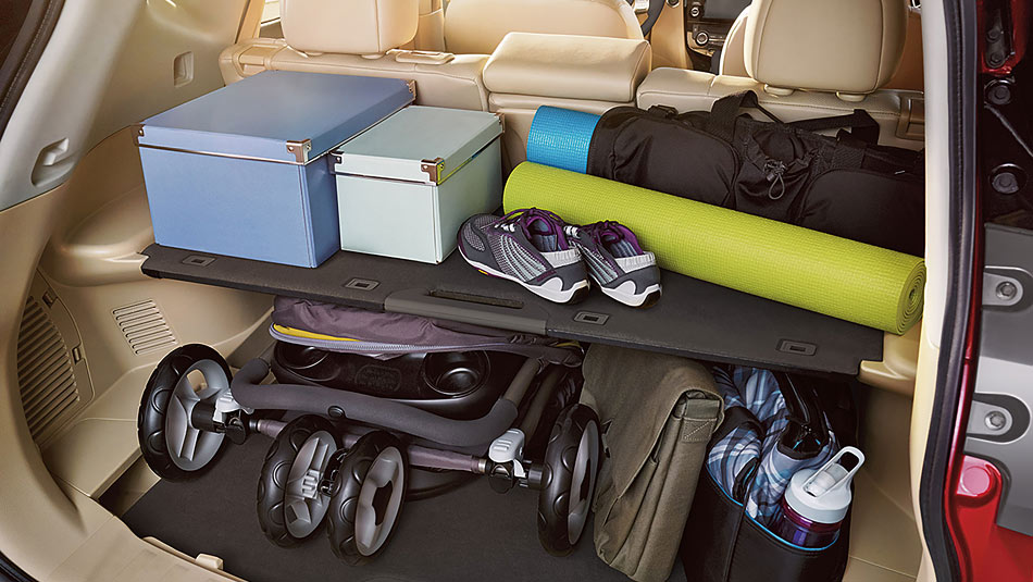Divide N Hide Cargo System 2016 Nissan Rogue Fort Walton Beach