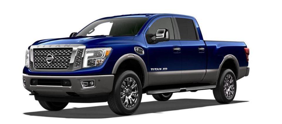 nissan titan xd is the best pickup truck of 2016 lee nissan. Black Bedroom Furniture Sets. Home Design Ideas