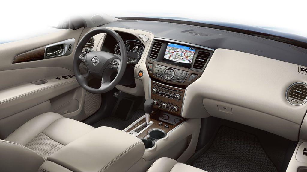 2017 Nissan Pathfinder Florida