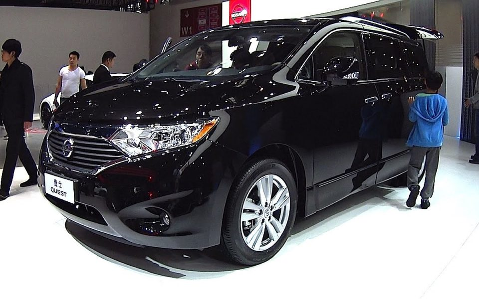 The 2017 Nissan Quest Can Give The Whole Soccer Team A Lift