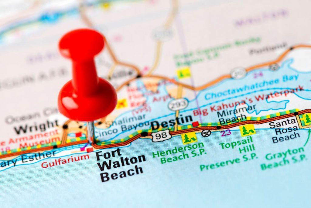 Historic Tour of Fort Walton Beach
