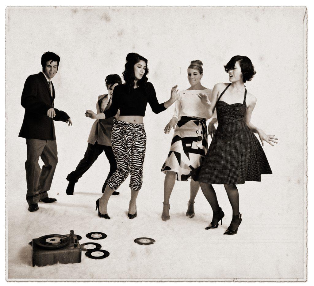 60s dance party summer jam '17