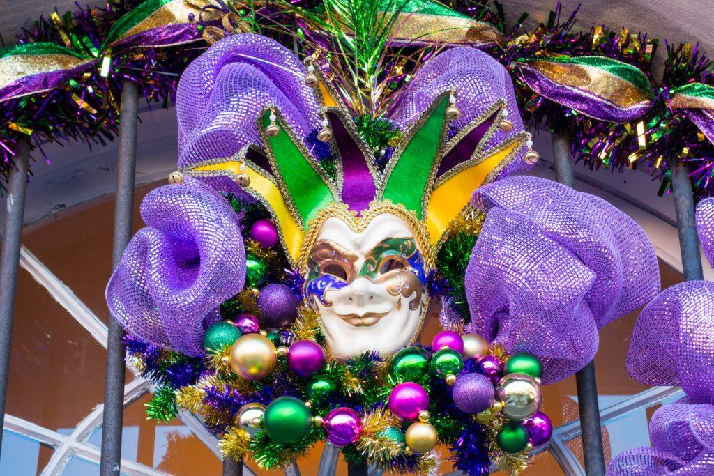 Mardi Gras in Destin