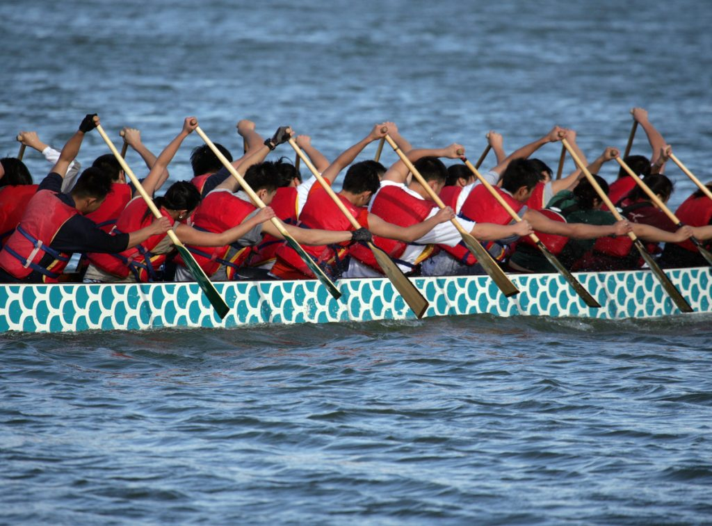 Check out the 2019 Pensacola Dragon Boat Festival